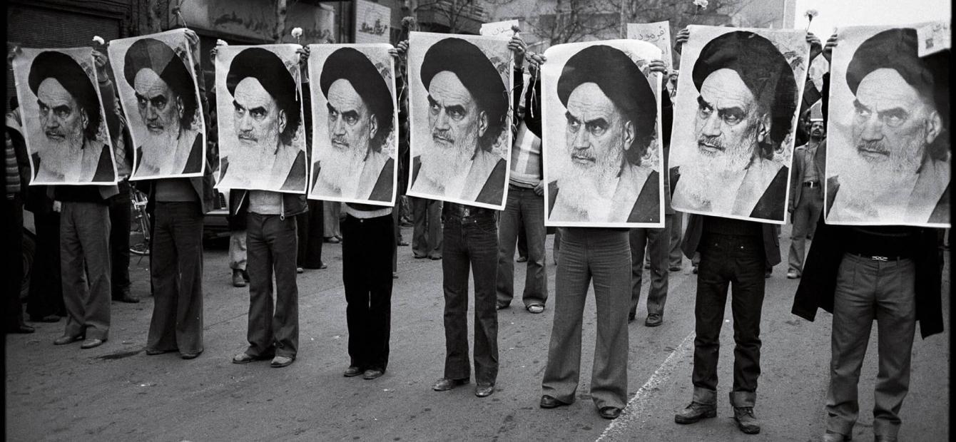 'Annus horribilis' 1979 als bron van chaos Midden-Oosten?