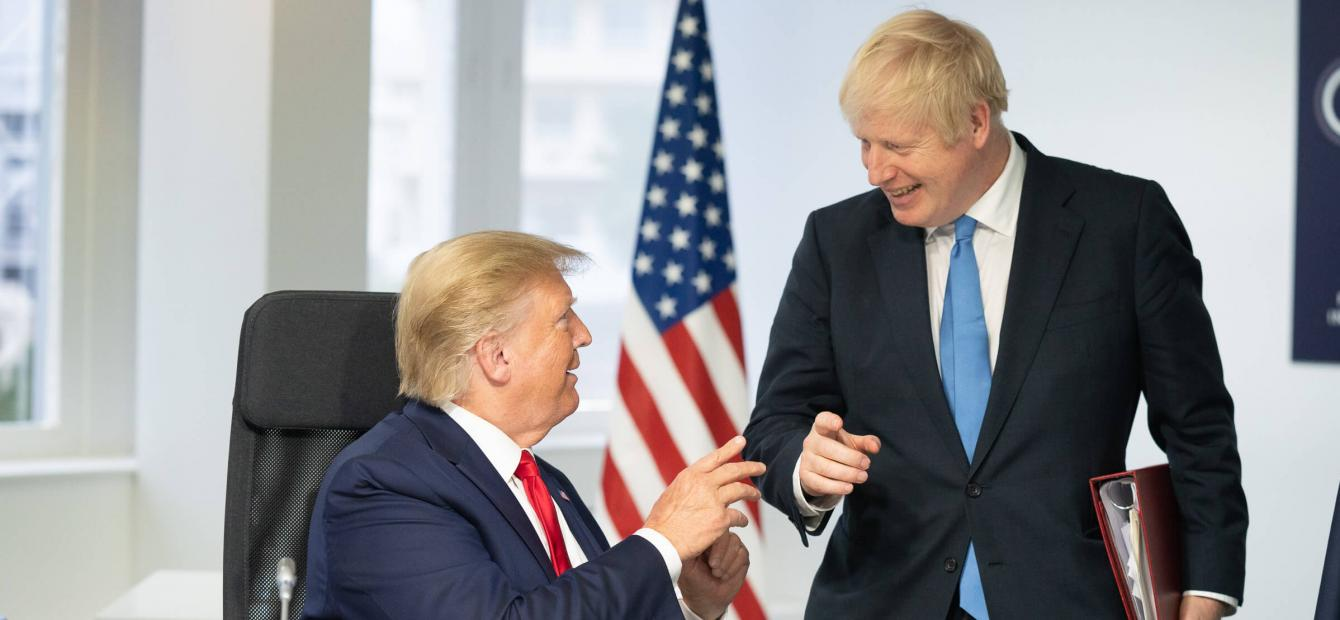 Trump's Jekyll and Hyde Special Relationship with the UK