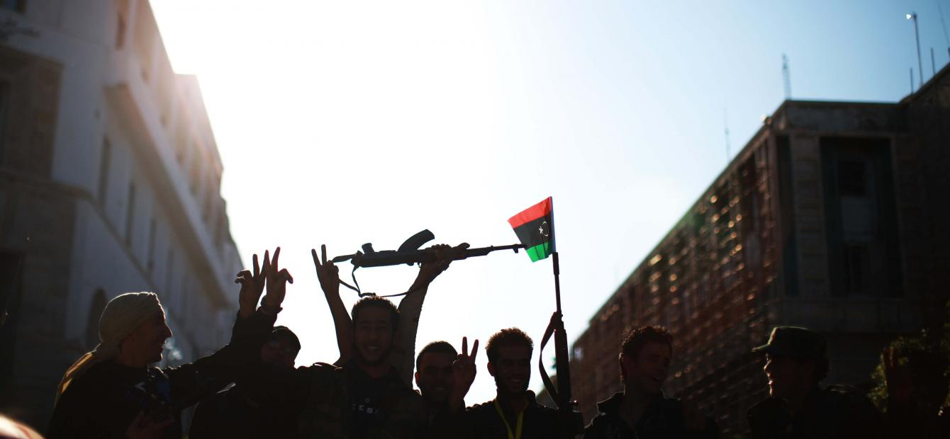 Libya's broken revolution and the Western U-turn