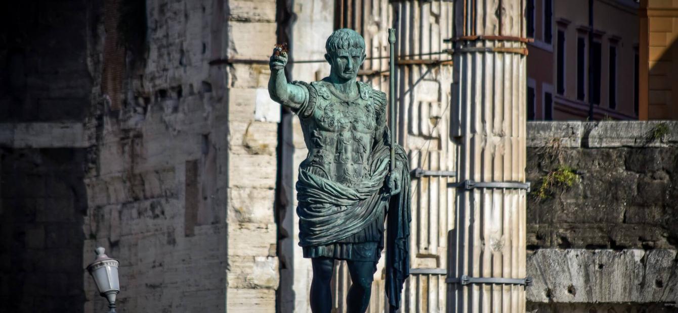 Ondergang Romeinse Republiek: waarschuwing voor EU in crisis
