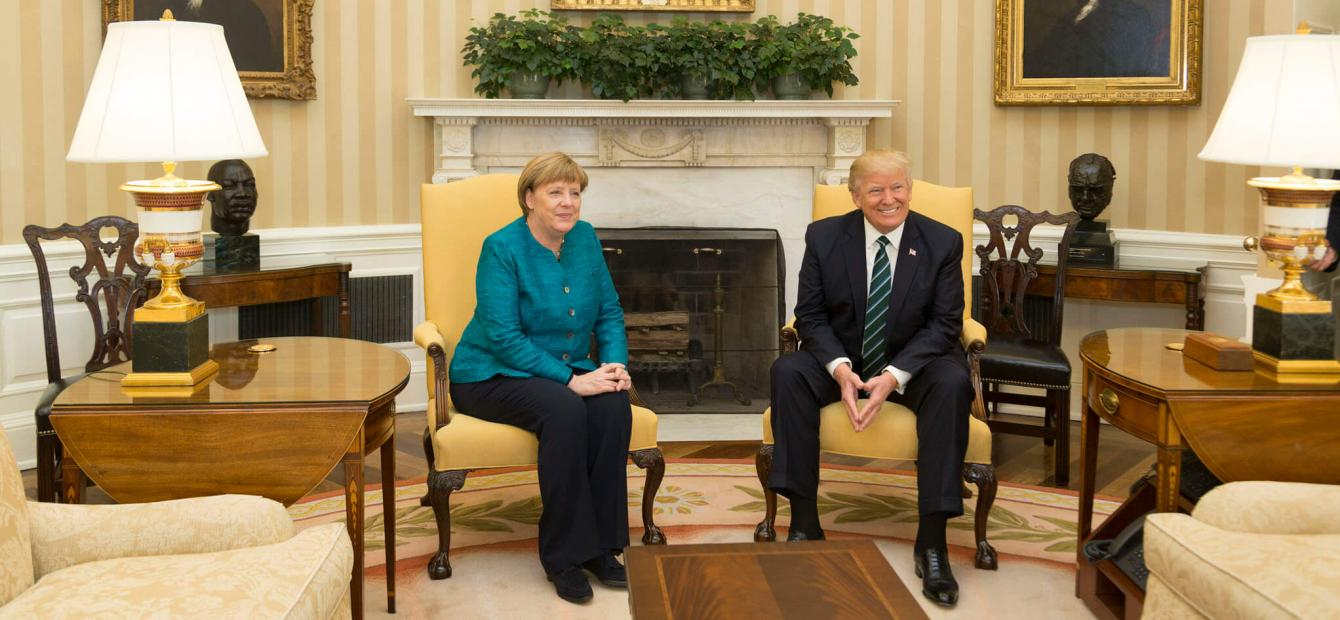 Trump's Mirror to Germany: A Reflection on Four Years