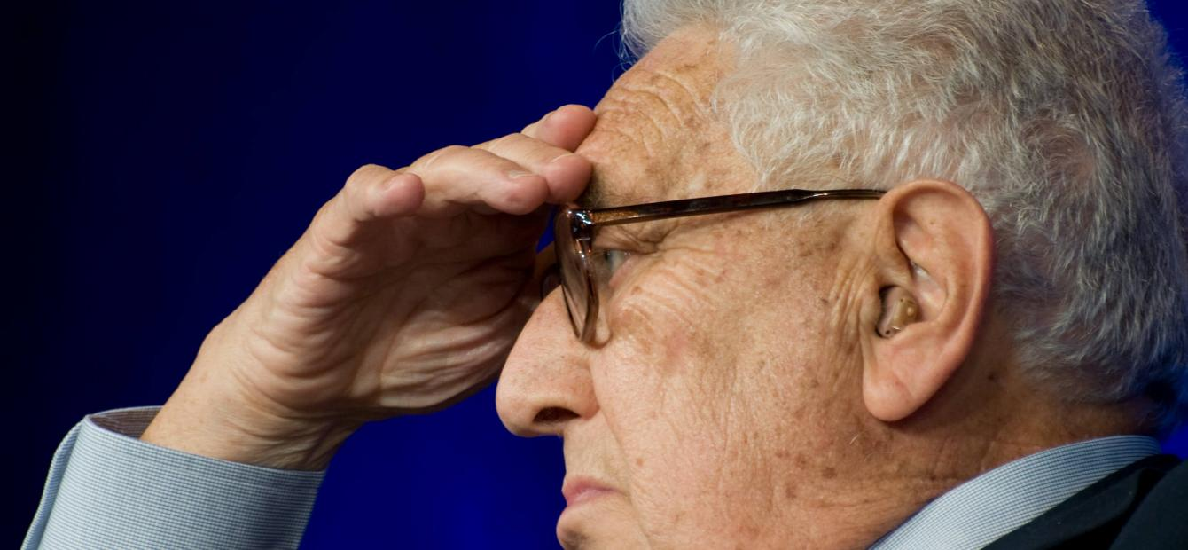 Kissingers tragische vorm van Realpolitik