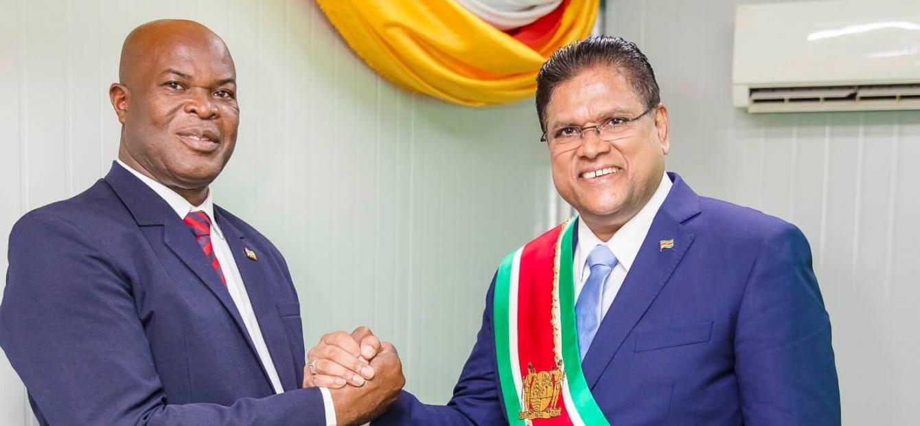 Exit Bouterse: reset van Surinaams-Nederlandse betrekkingen