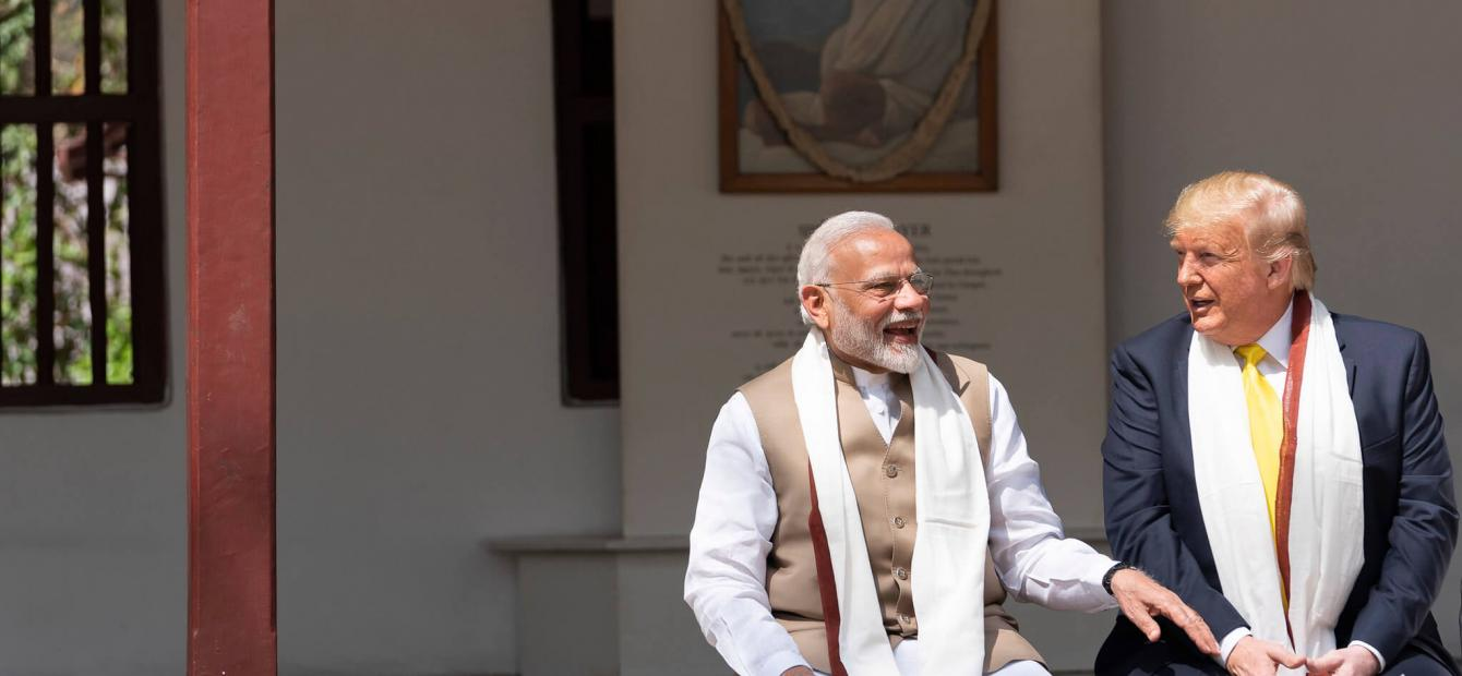 India can deal productively with Trump (and Biden)