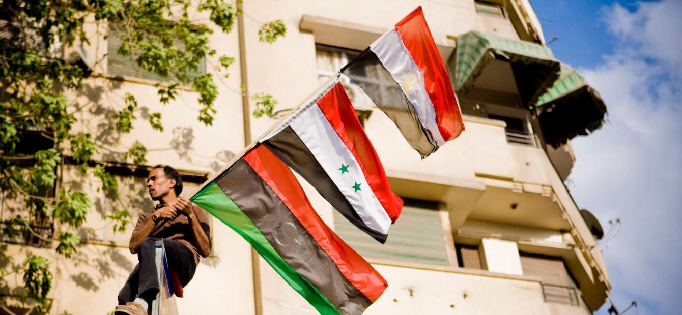 Is de Arabische Lente wel of niet passé?