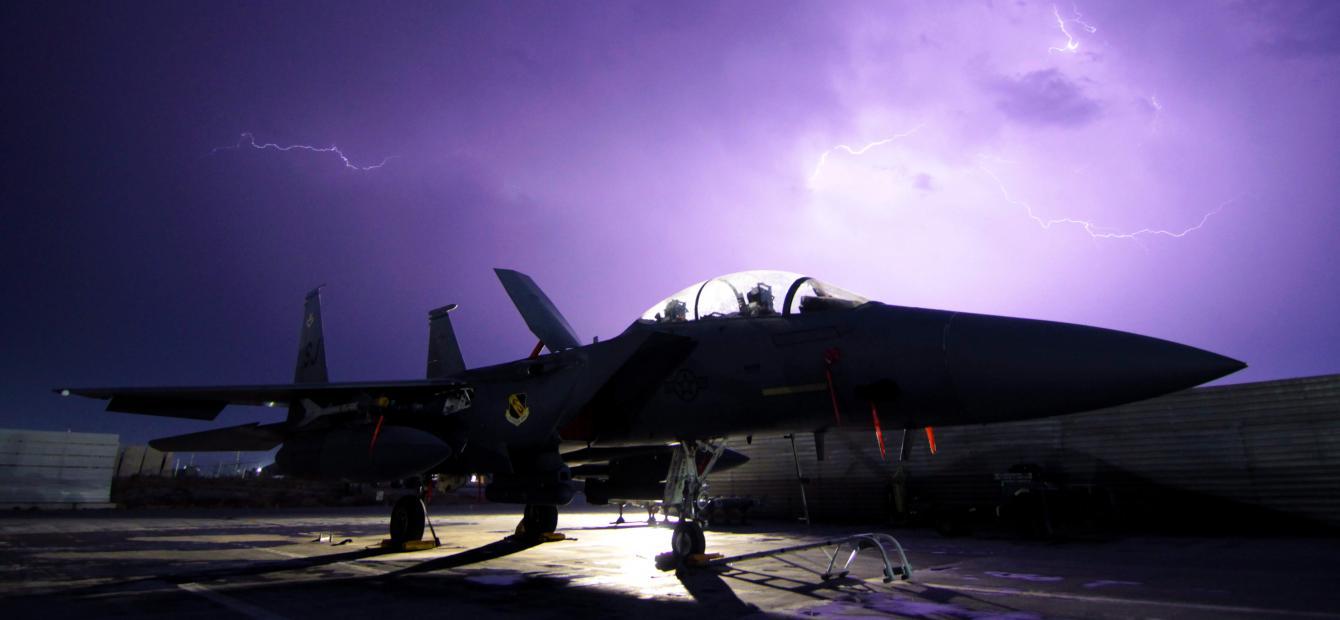 Hoe een succesvolle luchtcampagne tegen IS werd besmeurd