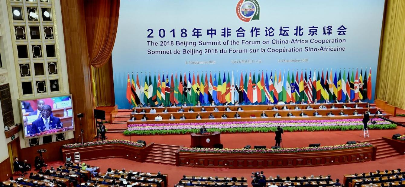 Dancing in a multipolar world: new opportunities for Africa