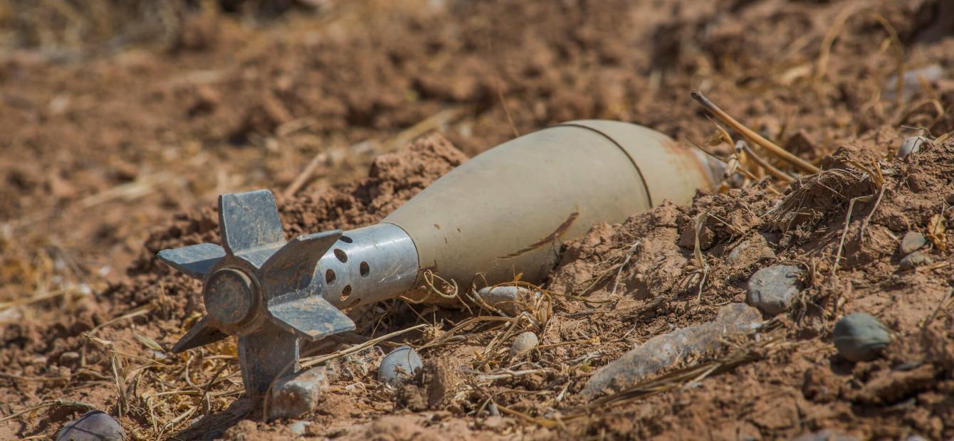 Een schone oorlog tegen IS was het streven, niet een gegeven