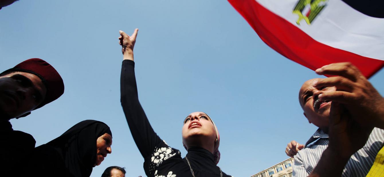 EU-beleid in de Arabische wereld: dilemma's en paradoxen