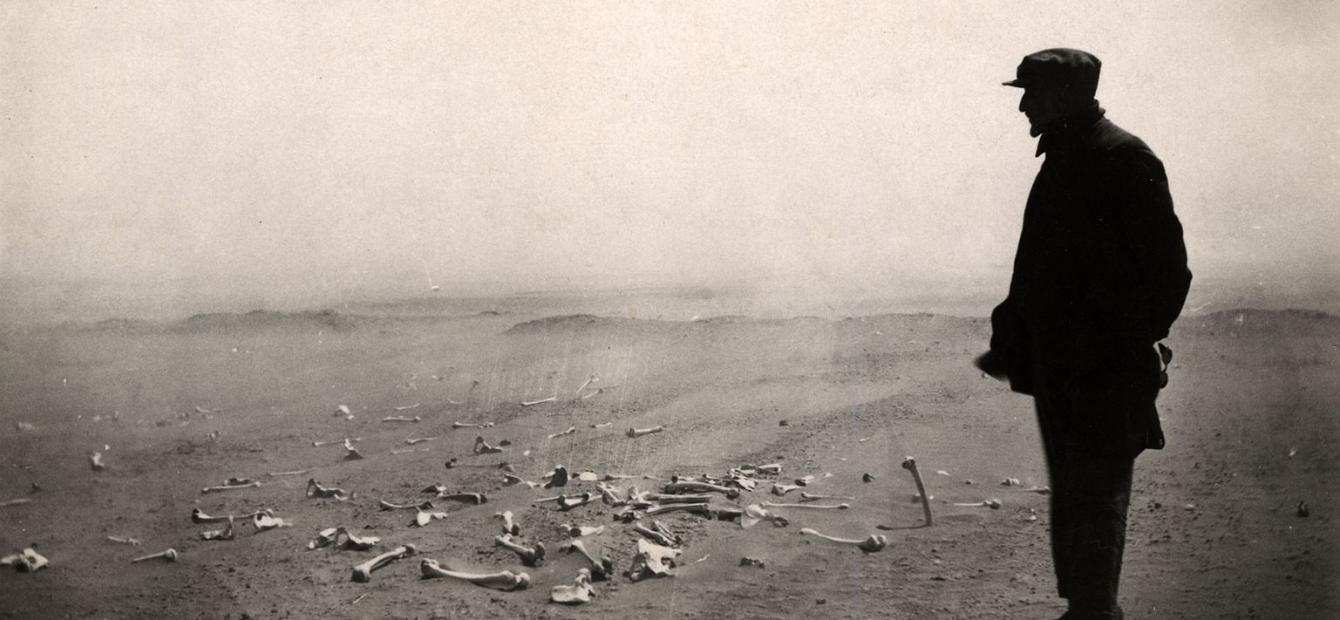 Nederland wist ook in 1915-1917 van de Armeense genocide