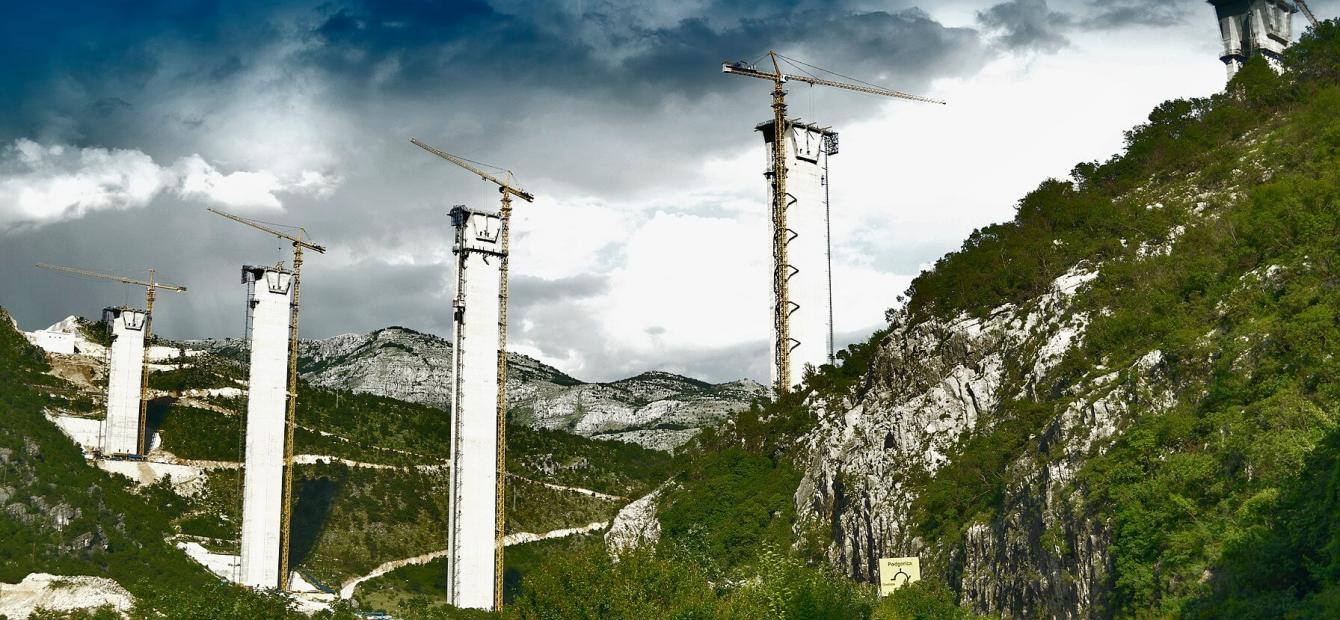 Montenegro's road ahead: Infrastructure between EU and China