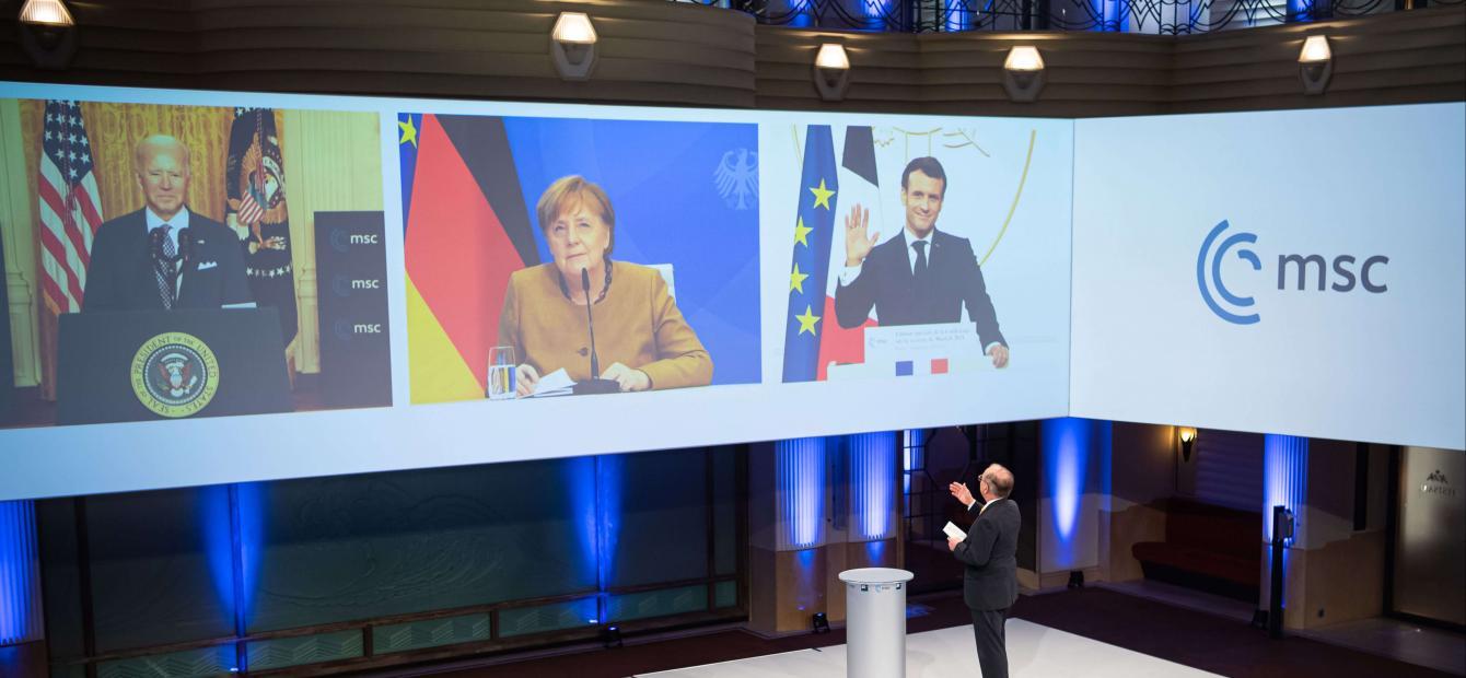 Een geopolitiek Europa is (vooralsnog) wensdenken