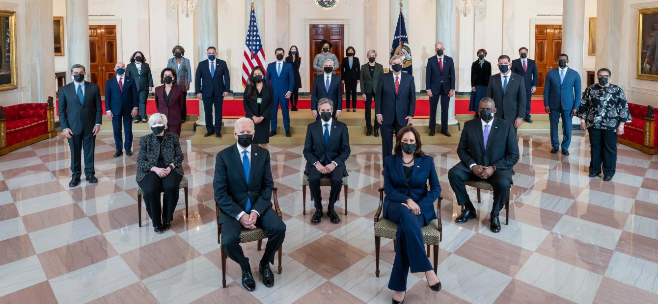 Wat zeggen 100 dagen Biden over toekomstig leiderschap VS?