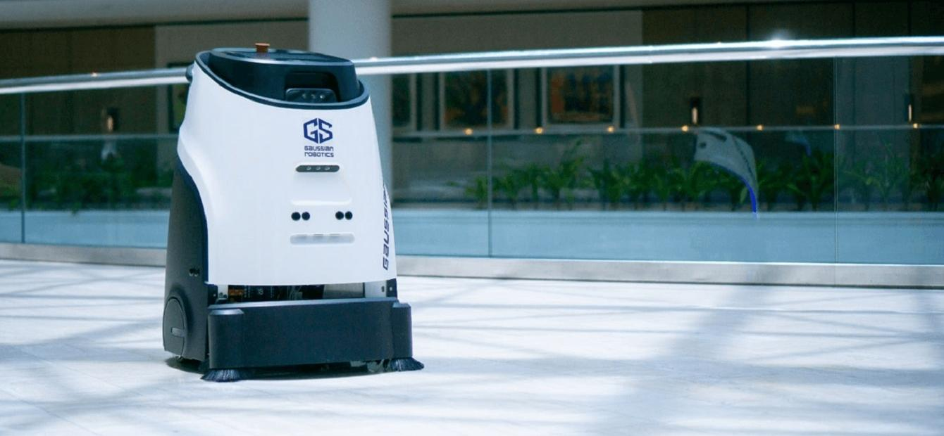 Are Chinese cleaning robots a security threat?