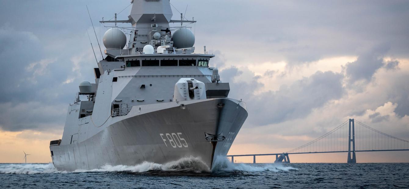 Europese militaire bijdrage Zuid-Chinese Zee verandert niets