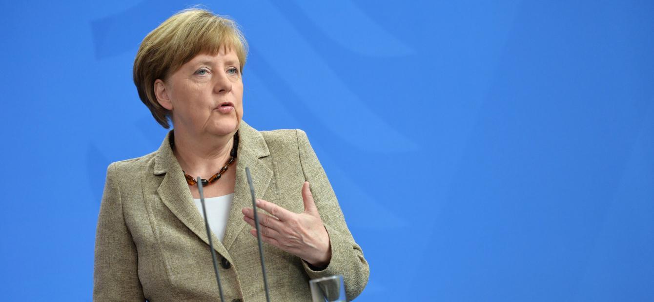 The Merkel legacy: Avoiding conflict for 16 years