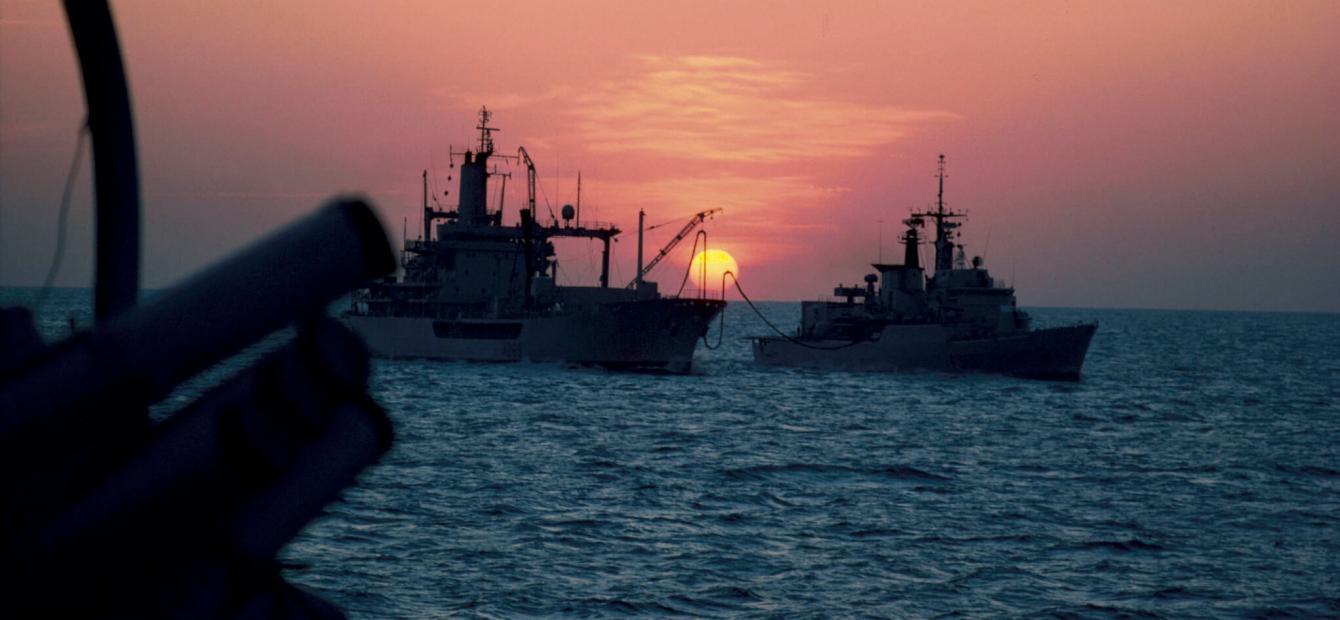 Gevarendriehoek op zee: Cyprus, Griekenland en Turkije