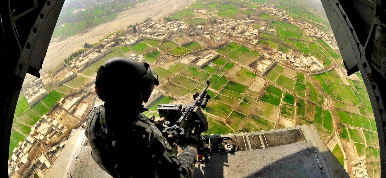 20 jaar strijd tegen terrorisme bleek geldverslindend falen