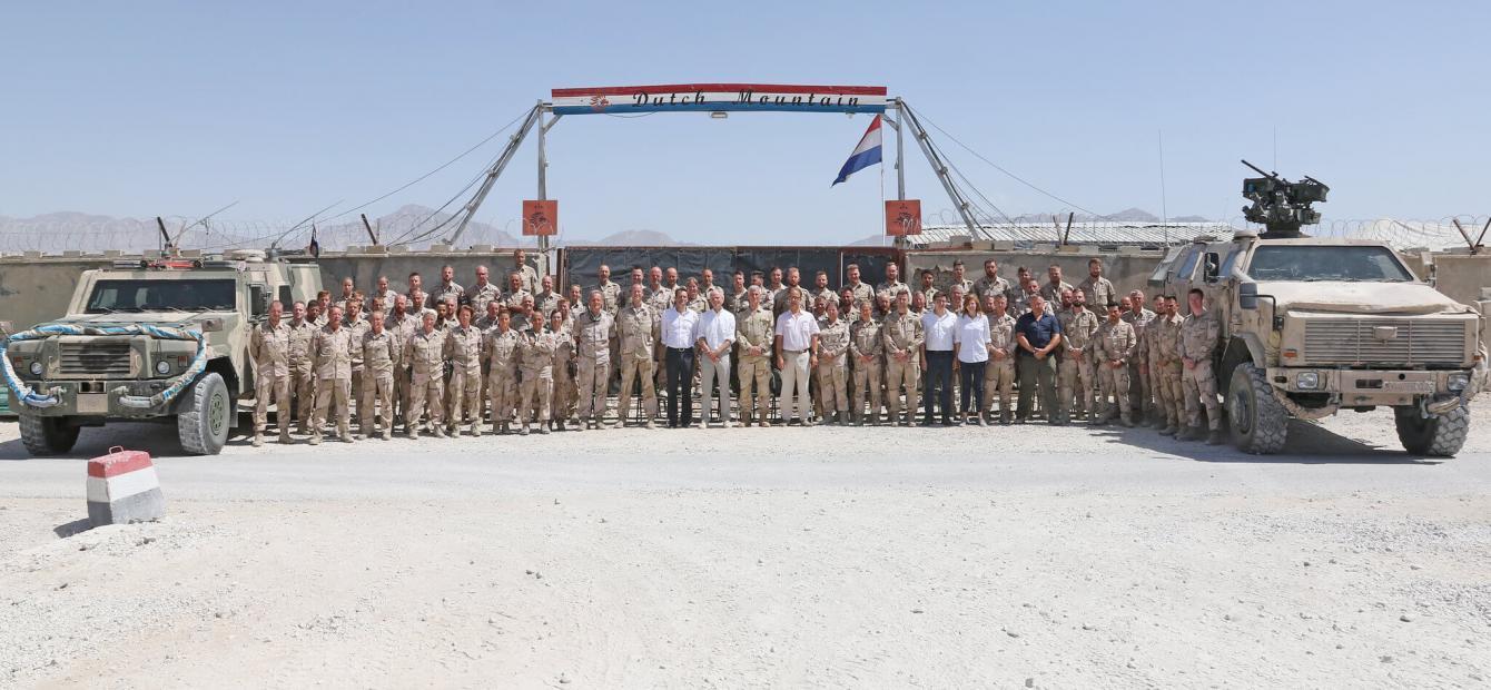 20 jaar Nederland in Afghanistan: It's the politics, stupid