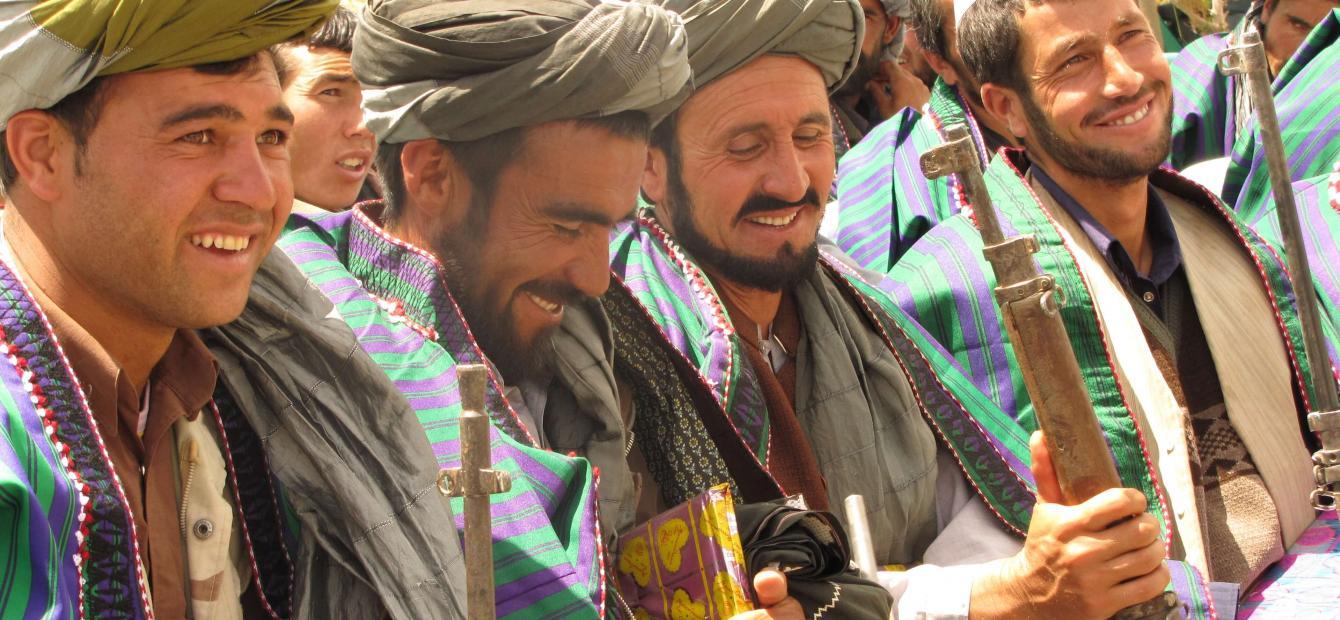 Vijf verklaringen voor de machtsovername van de Taliban