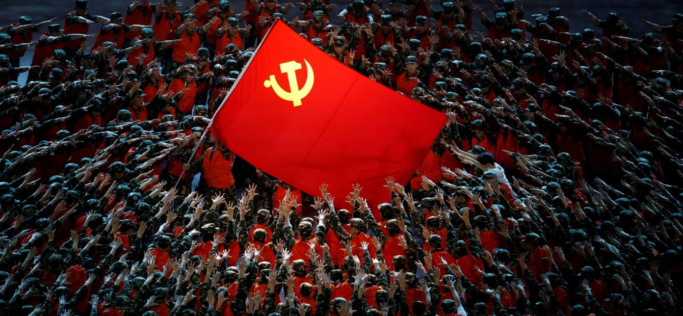 Tegenwicht bieden aan China? Leg zelf de lat hoger