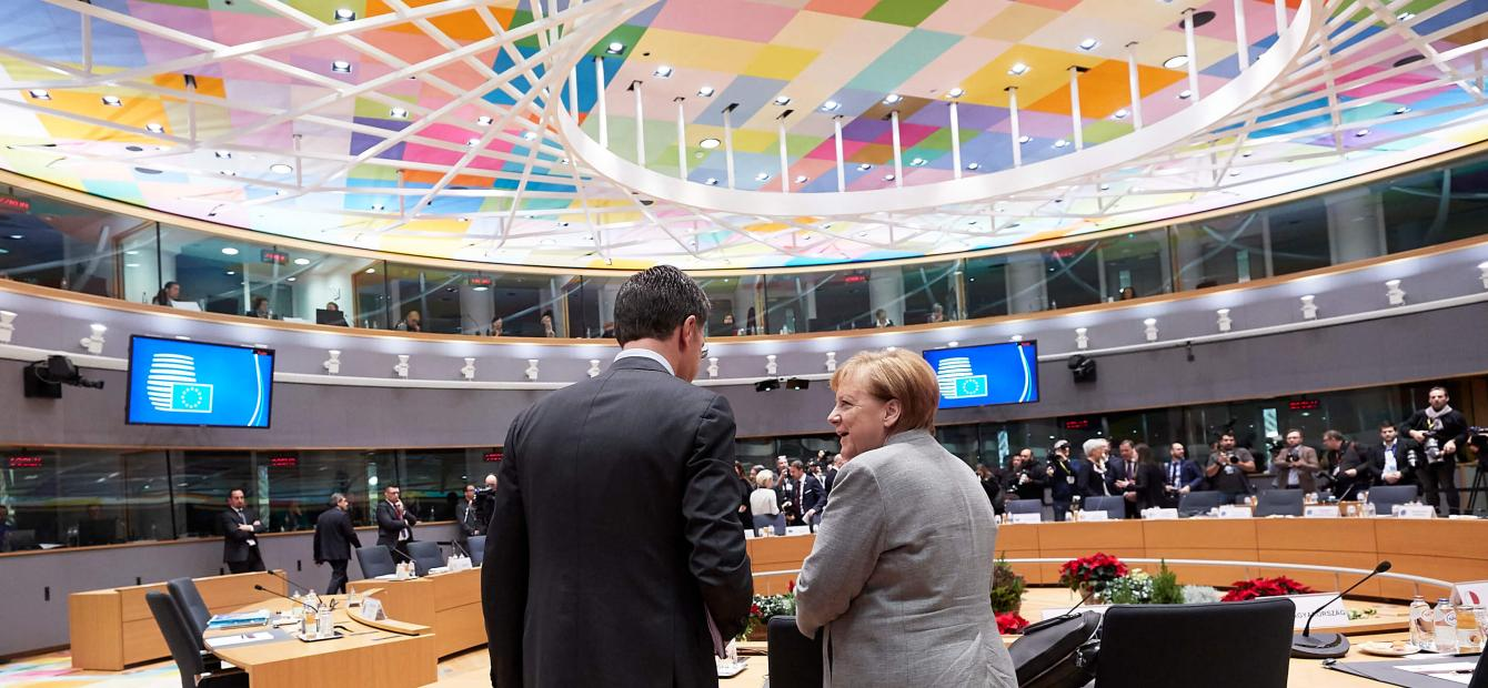 Dutch-German relations under Merkel: achievements & threats